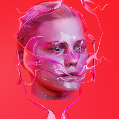 Virtual-Self Portrait