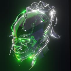 Replicah Glass Portrait